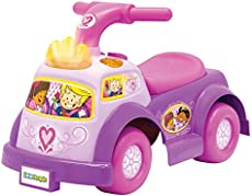 Disney Princess Girls 6v Ride On Toy Only 36 Free Shipping