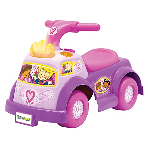 Fisher-Price Little People Lil' Princess Ride-on