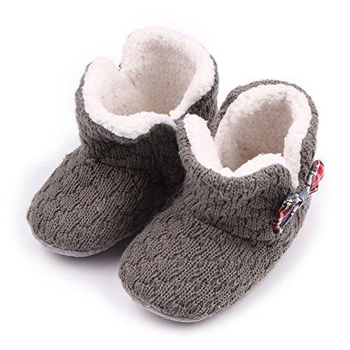 Leap FrogSnow Boots - Botas de nieve para niño gris