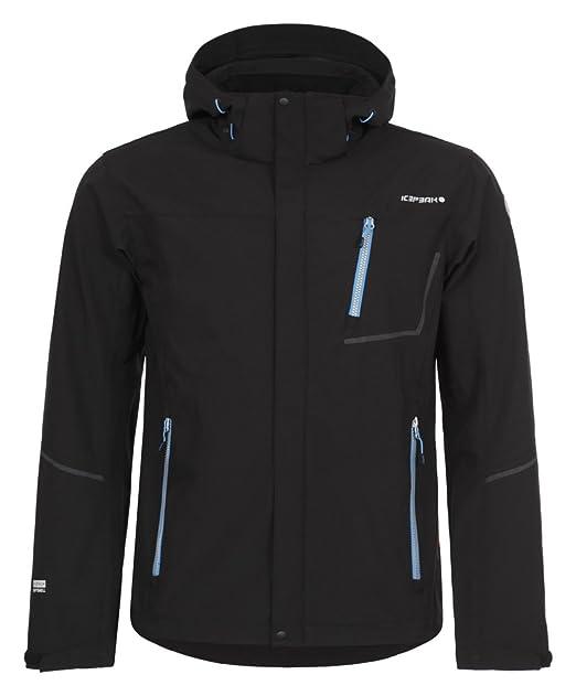 961e3771ec Icepeak Severin Men's Softshell Jacket, Men, Softshell Jacket Severin:  Amazon.co.uk: Sports & Outdoors