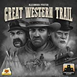 Great Western Trail Board Game