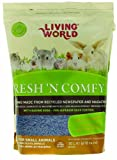 Hagen Living World Fresh'n Comfy Bedding 10-Liter, Blue, My Pet Supplies