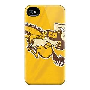 CharlesPoirier Iphone 4/4s Best Hard Cell-phone Case Allow Personal Design High Resolution Denver Broncos Skin [vUB3212BOaR]