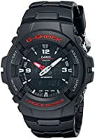 G-Shock Men's G100-1BV