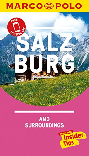 Salzburg and Surroundings Marco Polo Pocket Guide (Marco Polo Guide)