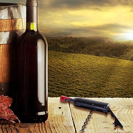 LLSS Sacacorchos Sacacorchos multifunción Abrelatas de Vino Cerveza y abrelatas de Vino Herramienta de Cocina Abrelatas de Lata de cerv