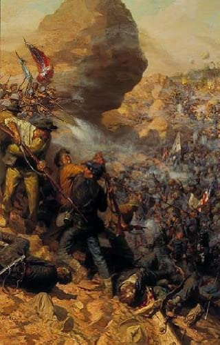 Amazon Com Tom Lovell Battle Of The Crater Posters Prints