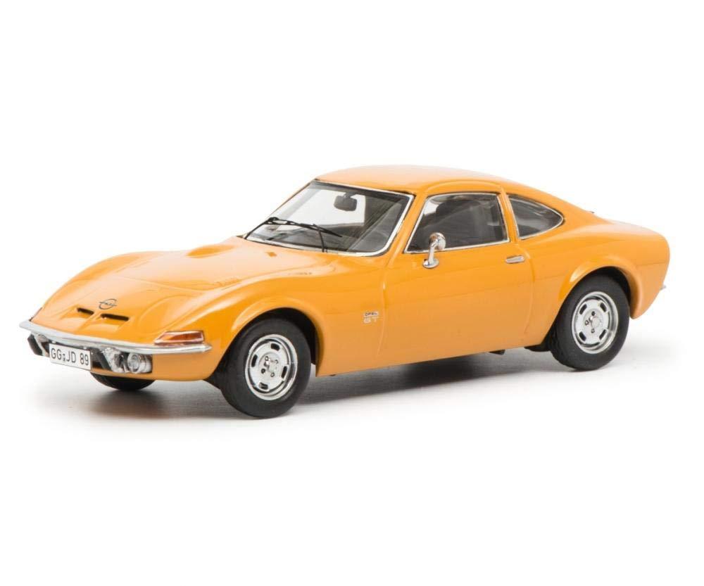 Simba Dickie 450256700/Model Miniature Opel GT 1 43