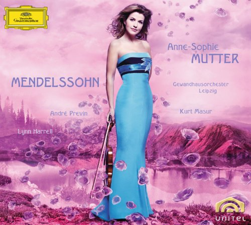 Mendelssohn: Violin Concerto Op.64; Piano Trio Op.49; Violin Sonata in F major ()