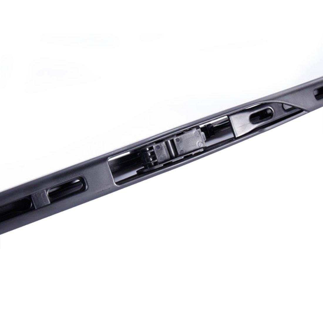 sincoo coche Limpiaparabrisas para Volvo XC60 (Pack de 1): Amazon.es ...
