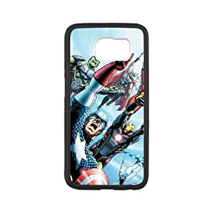 Samsung Galaxy S6 Cell Phone Case White Marvel comic 010 HIV6755169553419