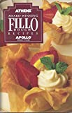 img - for Athens Foods Award Winning Fillo (Filo) Dough Recipes book / textbook / text book