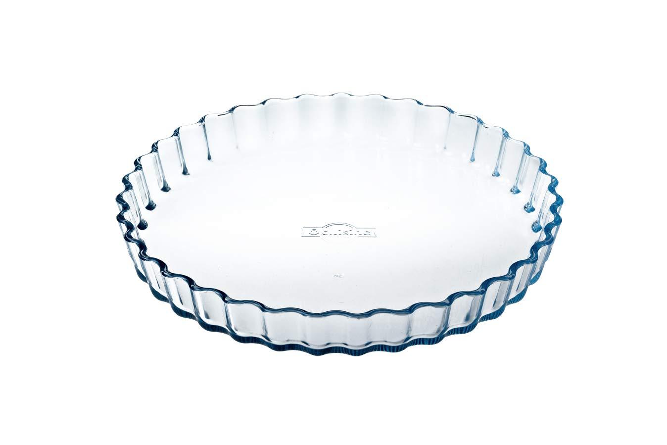 Ô cuisine - Molde Tarta, Rizado, Blanco, 27 cm