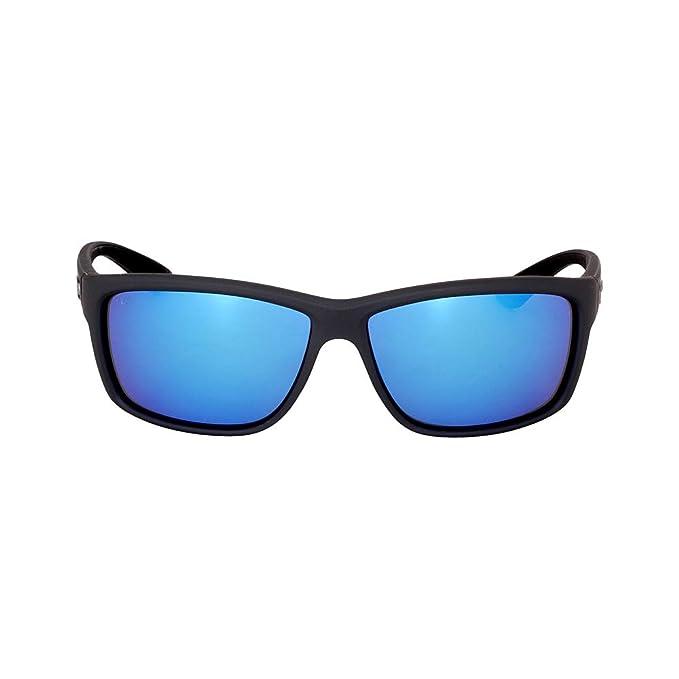 Amazon.com: Gafas de sol Costa Del Mar Mag Bay, Gris, talla ...