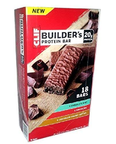Clif Builders Protein Bar Variety Variety Pack 18 Pack Bars 43.20 B07N4LZQHS Ounce [並行輸入品] B07N4LZQHS, 成人式七五三かんざし 髪飾り本舗:d004cdb4 --- ijpba.info