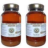 Cilantro Alcohol-FREE Liquid Extract, Organic Cilantro (Coriandrum Sativum) Dried Leaf Glycerite Hawaii Pharm Natural Herbal Supplement 2x32 oz Unfiltered