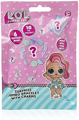 LOL Surprise! Pulseras con Colgantes para Niñas | Pulseras De Dijes, Accesorios LOL Surprise | Regalos Cumpleaños Originales LOL Surprise Ideal para ...