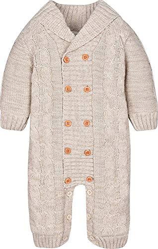 9d8cd5508 ZOEREA Toddler Infant Newborn Baby Romper Long Sleeve Velvet Knitted ...