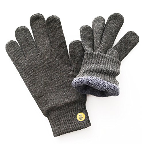 wool insulated gloves - 8