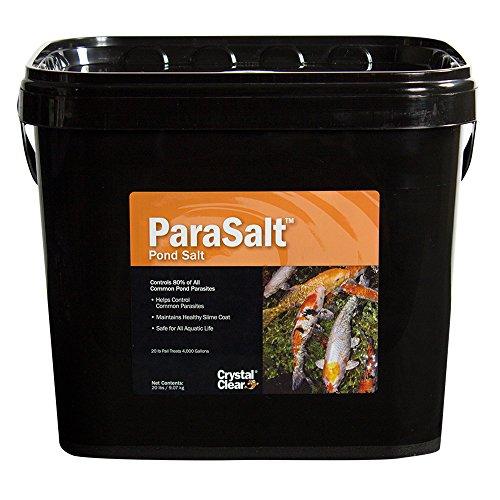 Salt Pond - CrystalClear ParaSalt, 20 lb