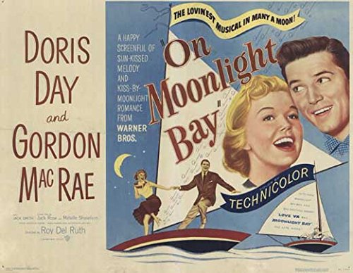 Moonlight Bay Poster (On Moonlight Bay POSTER (11