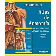 Atlas de anatomia/ Atlas of Anatomy: Prometheus (Spanish Edition) by Anne M. Gilroy (2014-05-20)
