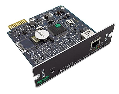 APC by Schneider Electric AP9630 UPS Network Management (Network Management Card Remote)