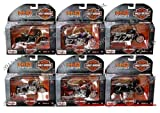 iron 883 model - NEW 1:18 MAISTO MOTORCYCLES HARLEY DAVIDSON COLLECTION - CUSTOM MOTORCYCLES SERIES 34 ASSORTMENT Diecast Model Car By Maisto Set of 6 Cars