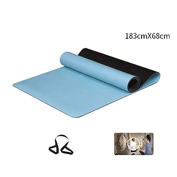 AINIF Yoga Mat Antideslizante De Caucho Natural De ...