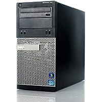 Dell Optiplex 390 Tower Business High Performance Desktop Computer PC Wi-Fi (Intel Quad-Core i5-2400 up to 3.4GHz, 8GB DDR3 Memory, 2TB HDD, DVD, Windows 10 Pro 64-bit HDMI (Certified Refurbishedd)