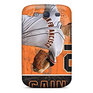 Fashionable LerJPPR-9209 Galaxy S3 Case Cover For San Francisco Giants Protective Case