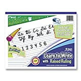 MEA48556 - Mead Acadamie Raised Ruling Writing Tablet