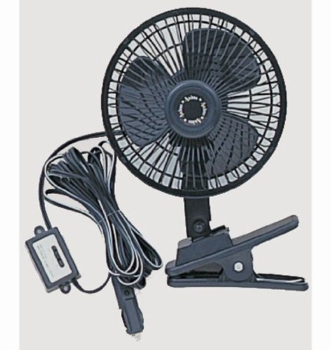 クレトム 車内扇風機