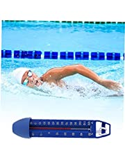 Flytande pool termometer vattentermometer för pool bubbelpooler spa bad inomhus och utomhus S