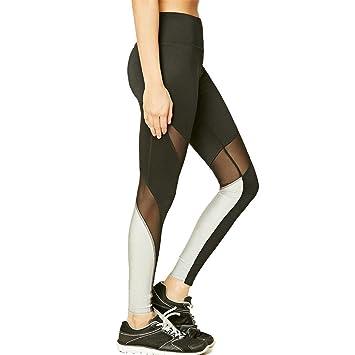 Gimitunus Leggings de Mujer Pantalones de Yoga en Blanco y ...