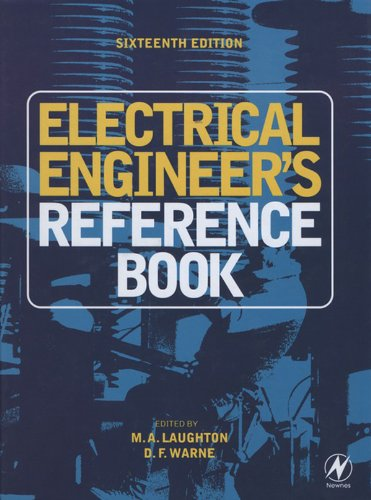 Download Electrical Engineer's Reference Book Pdf