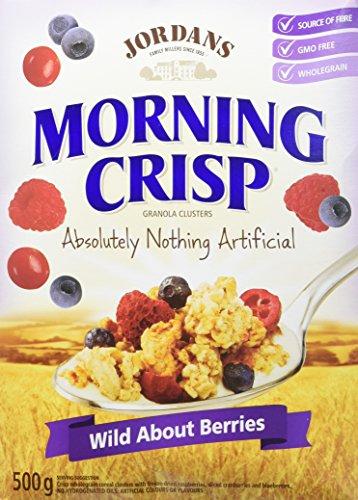 Jordan's Morning Crisp (Wild About Berries)
