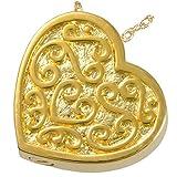 Memorial Gallery 3112a filigree slide heartGP Filigree Slide Heart 14K Gold Plating Pet Jewelry