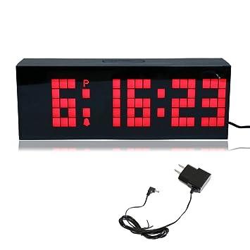 t tocas tm nouveau mode 23 5cm trois dimension géante horloge