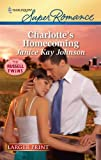 Charlotte's Homecoming, Janice Kay Johnson, 0373783892