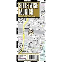 Streetwise Munich Map