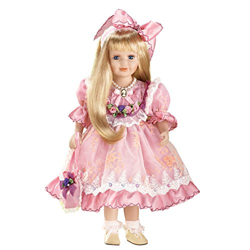 Women's Daisy Mae Collectible Porcelain Doll