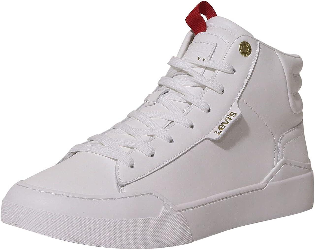Levi's Mens 521 XX Est Hightop Max 68% OFF Sneaker latest LE Hi Shoe