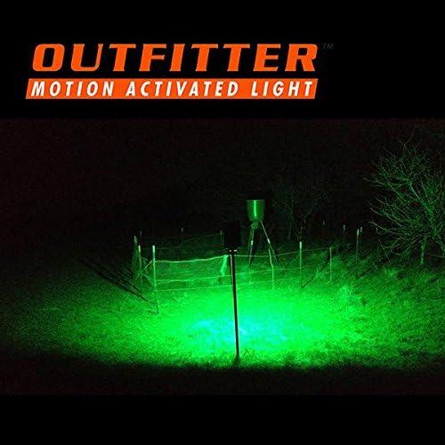 Elusive Wildlife Kill Light Outfitter Motion Activated Feeder Light