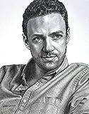 Custom Pencil Portrait Drawing Commission