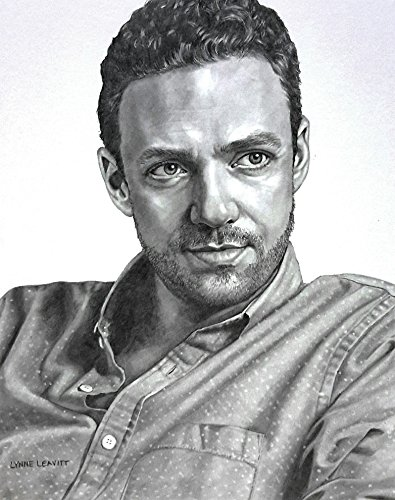 Custom Pencil Portrait Drawing Commission by Lynne Leavitt Portraits