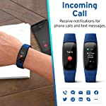 Best fitness trackers Etekcity Fitness Tracker, Activity Tracker with Step Counter,Heart Rate Monitor and