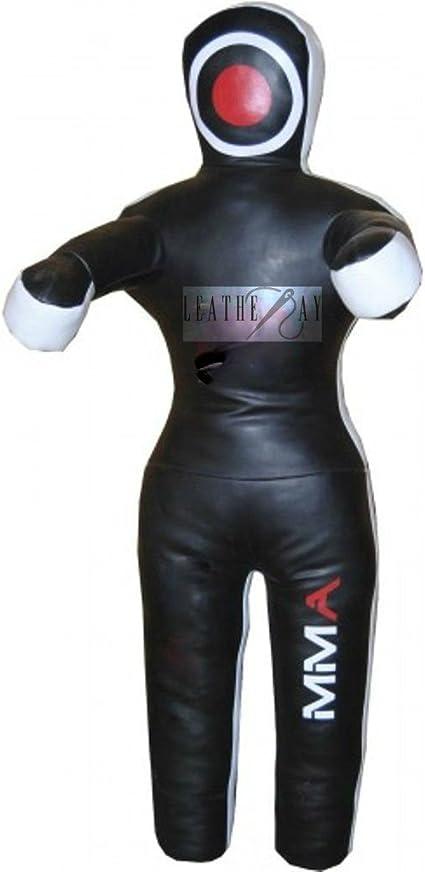 MMA Grappling dummy wrestling bag black 4ft 5ft 6ft