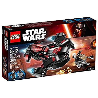 LEGO Star Wars Eclipse Fighter 75145 Star Wars Toy: Toys & Games