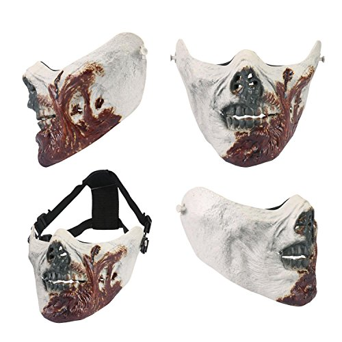 KOBWA Zombie Mask, Resident Evil Monster Mask Army